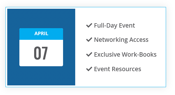 Full Day Event on April 7