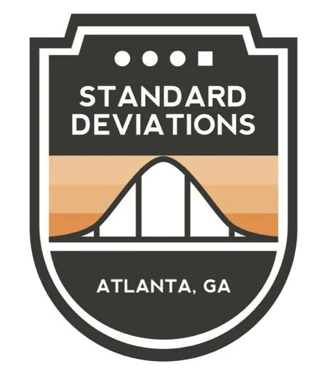 Standard Deviations Podcast Logo